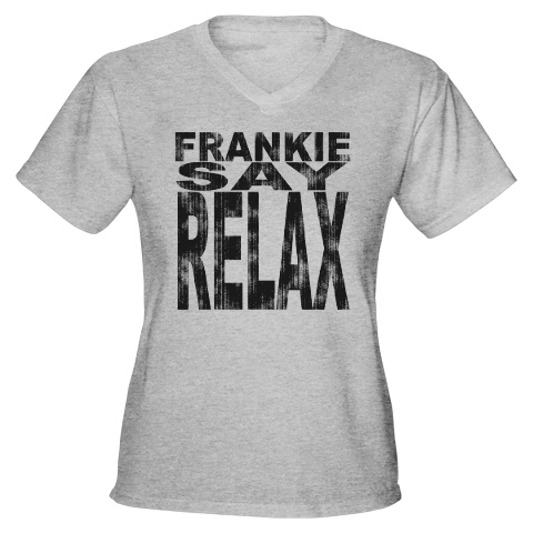 533eb148 Frankie Say Relax' T-shirts | Best of the 80s