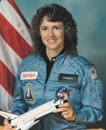 Christa McAuliffe | Best of the 80s