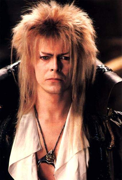 Ten reasons to like David Bowie even if you hate his music ... Labyrinth David Bowie