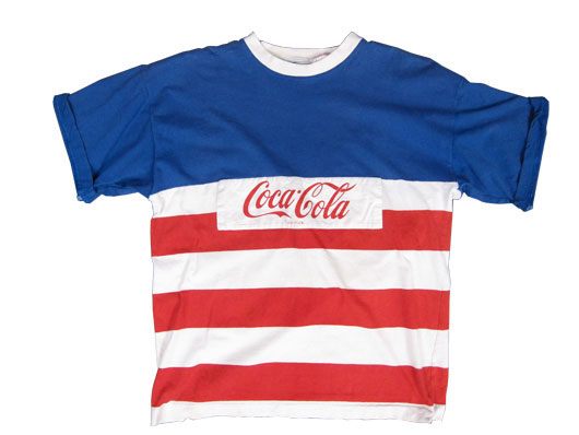 16b36813939 Coca-Cola Clothing. You re trying to emerge from ...