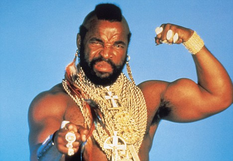 Mr t best of the 80s