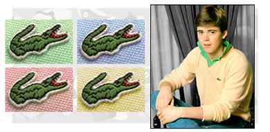 Izod alligator shirts best of the 80s and sciox Images
